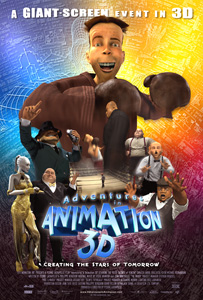 Adventures in Animation 3D